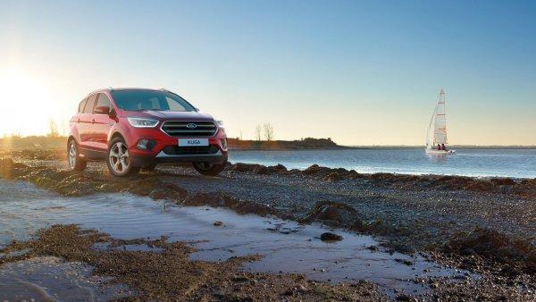 «Лучше Креты и Honda CR-V»: Владелец Ford Kuga объяснил, чем американский внедорожник лучше своих основных конкурентов