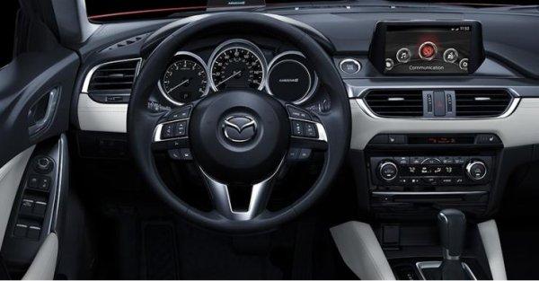 «Достойный соперник Камри»: Эксперт похвалил новый Mazda 6