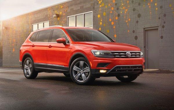 Турбина против «атмосферника»: Блогеры сравнили Volkswagen Tiguan и Mazda CX-5