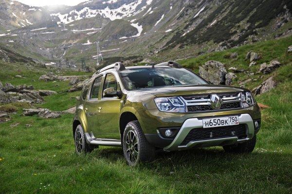 «Кроссоверы на каждый день»: ТОП-3 лучших SUV до 600 000 рублей составил блогер
