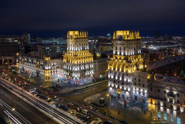 Минск возглавил топ-10 европейских городов, привлекательных для туристов