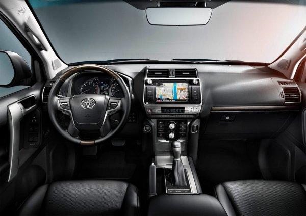 Бензин против дизеля: «Рогатые» Toyota Land Cruiser Prado сравнили в езде по снегу