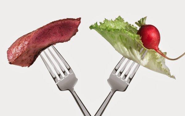 Ученые доказали, что вегетарианцы болеют чаще мясоедов