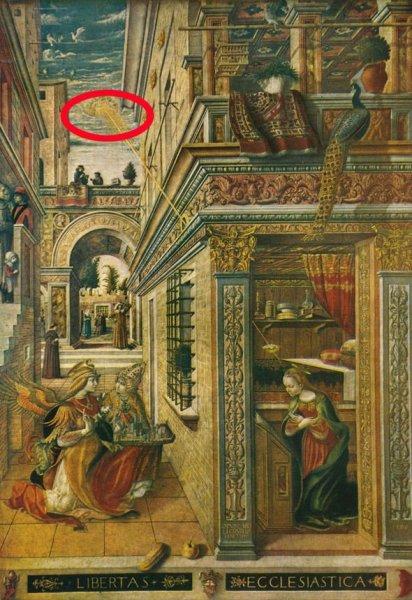 Марию похитили инопланетяне и вживили ей Иисуса – Уфологи