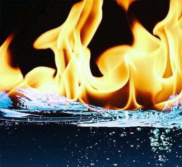Эксперты назвали условия горения воды
