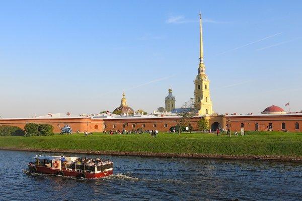 Первый раз в Санкт-Петербург