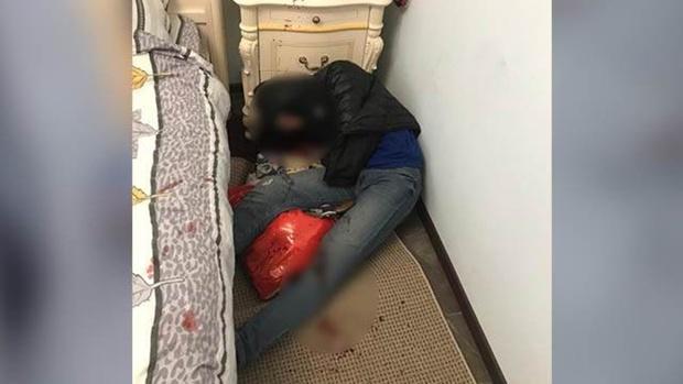 Россиянин погиб после того, как расстрелял сожительницу на парковке