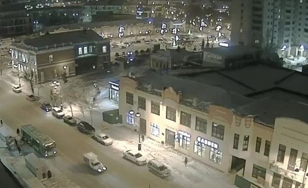Погода в Тюмени 16 января: потепление и небольшой снег