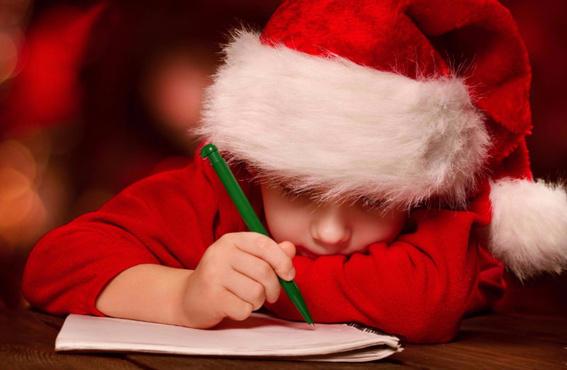 Тюменские ребятишки написали более 800 писем Деду Морозу
