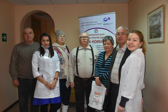 В Тюменской области 347 сельских жителей посетили за 2018 год центр «Эндос»