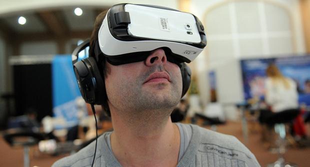 Тюменские ученые представили уникальную разработку для виртуальной реальности