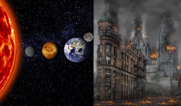 Смерть всему живому: Земля покинет Солнечную систему и вернётся на орбиту Нибиру