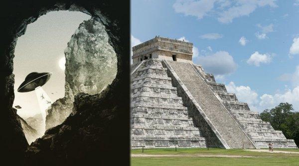 Роковая ошибка Майя: Человечество обречено из-за утраченных инопланетных технологий