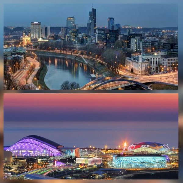 Сочи оказалось дороже: Вильнюс возглавил список самых доступных европейских курортов