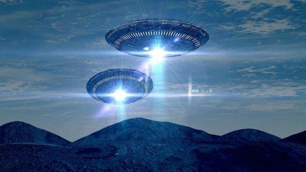 Америка под прицелом: над Миннесотой запечатлили 12 НЛО