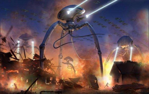 Земное реалити-шоу: Сверхразвитые пришельцы не допустят апокалипсис на Земле