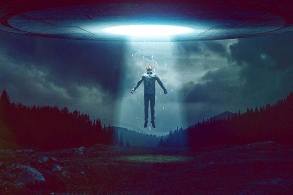 Инопланетяне прочитали мысли мужчины из США и похитили его