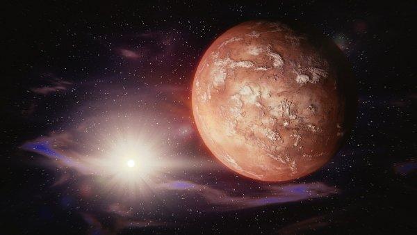 Тайна века: Ученые обсуждают версии появления на Марсе «пыльного дьявола»
