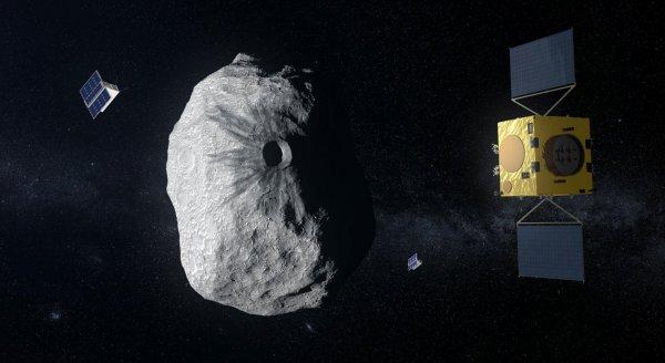 США хотят поработить мир: Готовится миссия по поиску новых полезных ископаемых на астероидах