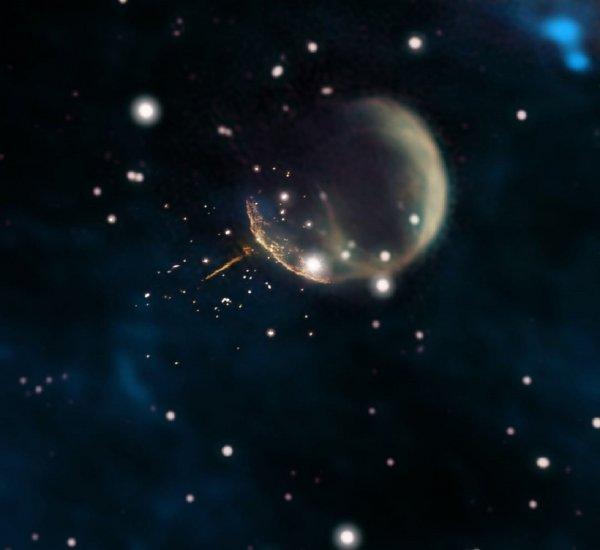 Апокалипсис не предотвратить: Нейтронная звезда стремительно приближается к Земле