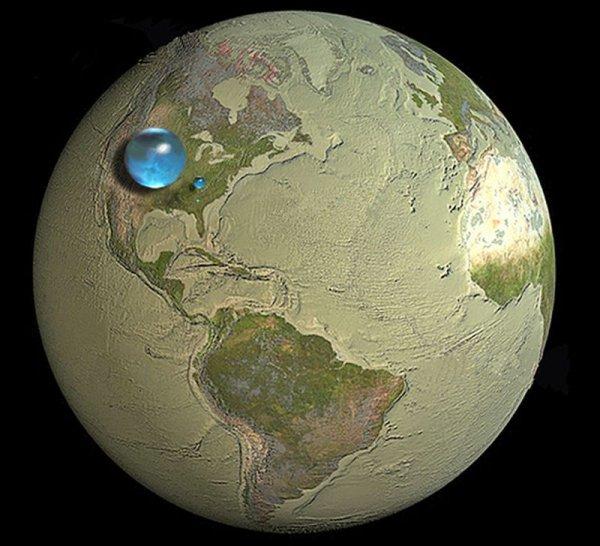 Аномалия ликует!: Нибиру иссушит водные ресурсы в Пасху, 28 апреля - конспиролог
