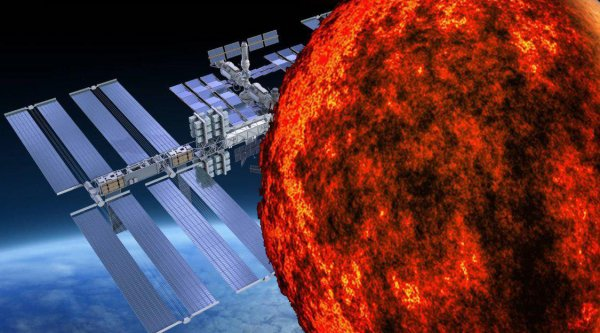 Нибиру обесточило новые батареи на МКС — NASA может готовить срочную эвакуацию астронавтов