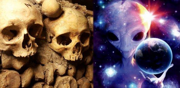 Боги из космоса: Пришельцы прячутся на Земле в ожидании гибели человечества - эксперты