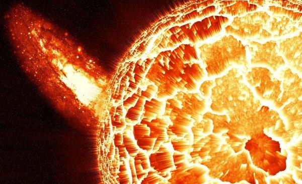 «Десятикратная магнитная буря»: Вспышки на Солнце могут привести к глобальным катаклизмам на Земле – учёные