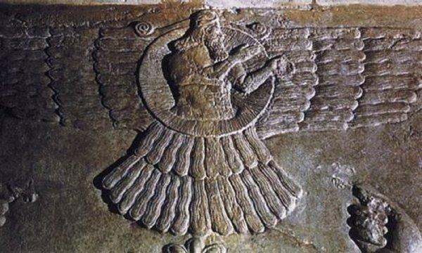 High-tech допотопных богов: Инопланетное происхождение цивилизации шумеров выдали наручные часы