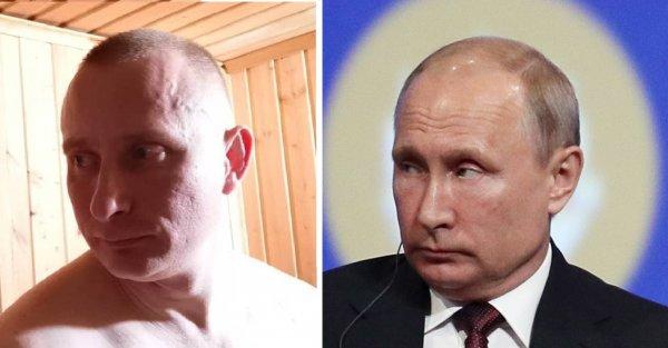 «Как две капли»: Двойник Владимира Путина из Набережных Челнов «решает вопросы» в сети