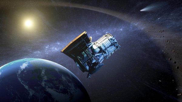 «Как в фильме Армагеддон»: Японский космический корабль взорвал астероид, пробурив скважину