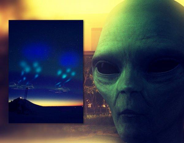 NASA скрывает вторжение пришельцев за «сказками» о ракетах-зондах AZURE