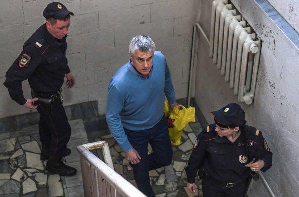 «Я верю в Россию»: суд освободил из-под стражи американского инвестора
