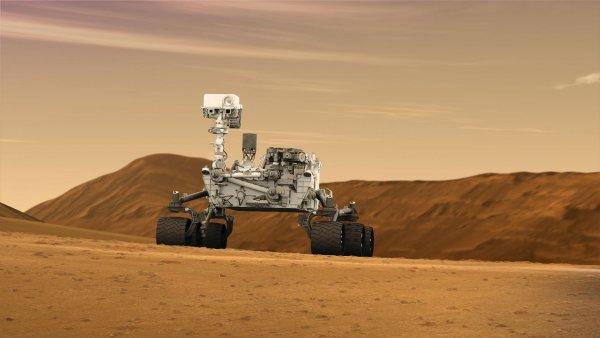 Марсоход Curiosity спасёт человечество? Миссия NASA поможет найти воду на Марсе
