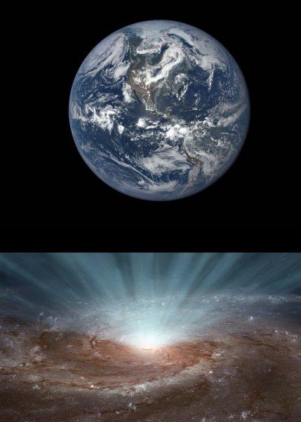 Проглотит как бублик: Чёрная дыра в галактике M87 может уничтожить Землю
