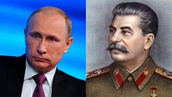 Сигнал Путину: Рекордное одобрение Сталина показало Кремлю отчаяние угнетенных россиян