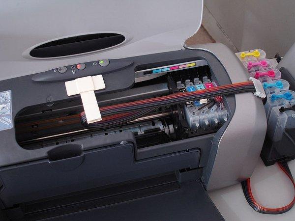 Ученые распечатали супербатарейку из чернил на обычном струйном принтере