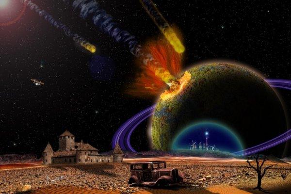 Люди – проект Нибиру: Пришельцы могли заселить Землю капсулой с жизнью 4 млрд лет назад