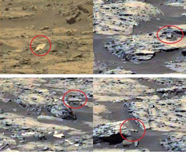 Нибиру готовит на Марсе «танковую орду» - Пришельцы атакуют Россию из-за планов «Роскосмоса» и «Газпрома» добывать в космосе нефть