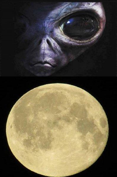 Пришельцы с Нибиру создали Луну? Появилась новая версия зарождения спутника Земли