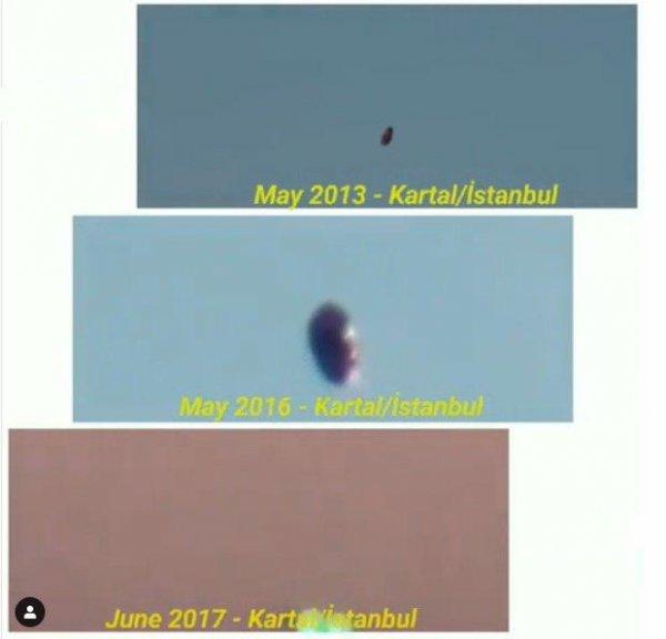 Нибиру наблюдает за Землей в опасной близости - Пришельцы массово совершают нападения на самолёты