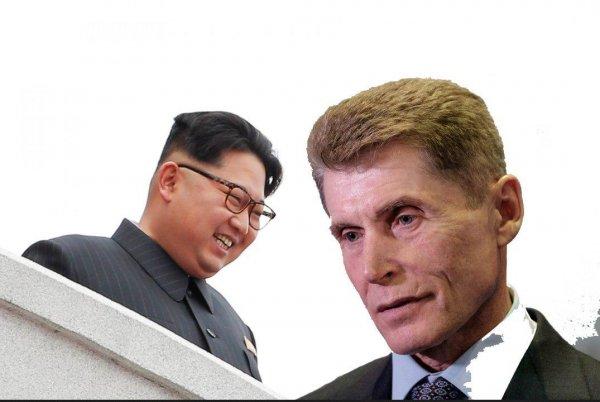 Так вот почему дороги чистили! Стали известны детали подготовки визита Ким Чен Ына во Владивосток