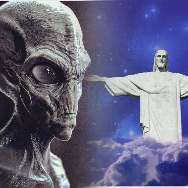 Христос воскрес: Инопланетяне используют веру людей для захвата Земли