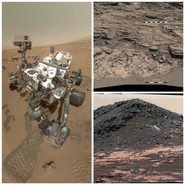 Уфолог напал на след марсиан - Чип из «подземного города» вылез на поверхность Марса