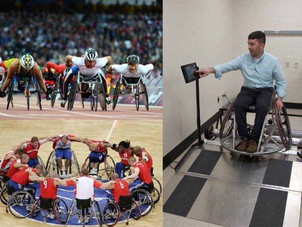 Студенты создадут беговую дорожку для тренировки паралимпийцев на колясках