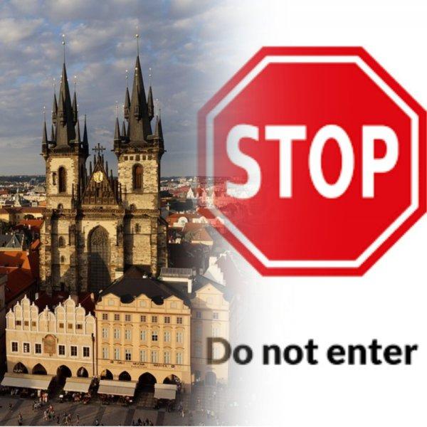 Дискриминация по-чешски: Владелец отеля в Чехии требовал от россиян признать Крым украинским