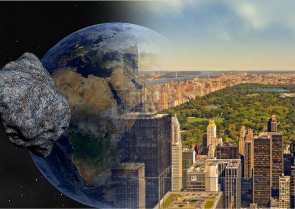 Нью-Йорка разрушен: Прошла четвёртая международная симуляция удара астероида