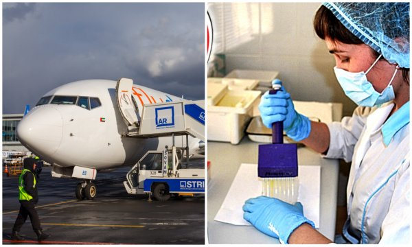 Вирус без границ: В аэропорту  Нижнего Новгорода выявлено 5 человек с признаками инфекционных заболеваний
