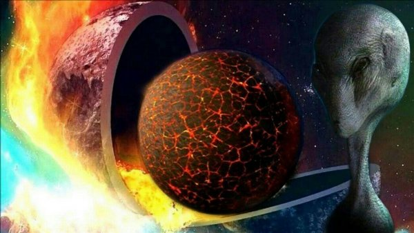 Майя ошибались: Нибиру уже заменила ядро Земли