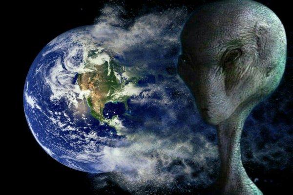 Инопланетяне «питаются» энергией ядра Земли ради возвращения домой